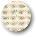 Canvas - Deluxe Mono - 18ct - Eggshell with Metallic Gold
